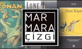 Marmara Çizgi'den Yeni Çizgi Romanlar