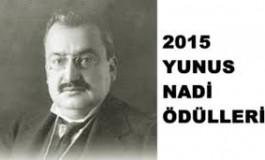 Yunus Nadi Ödülleri Sahiplerini buldu