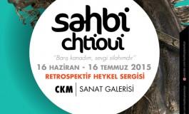 Sahbi Chtioui Retrospektif Heykel Sergisi