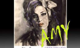 Amy Winehouse Art Exhibition 2015