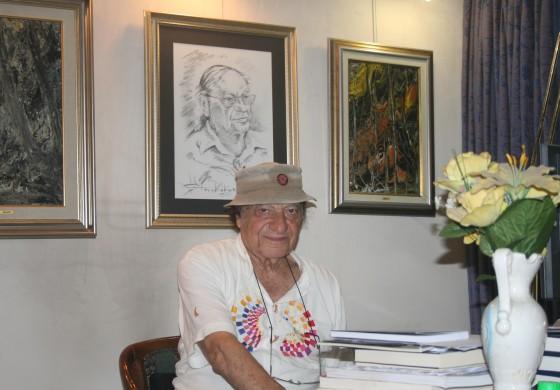 65 Yıllık Sanat Hayatı ile Habib Gerez…