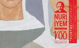 """""""Nuri İyem 100 Yaşında/Portre"""" Sergisi"""