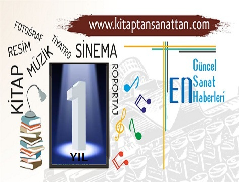KitaptanSanattan.com 1. Yılını Doldurdu!