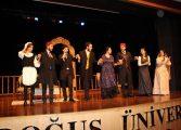Doğuş Üniversitesi 8. Tiyatro Festivali - Nasuh Bektaş yazdı...