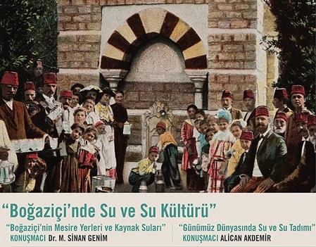 """Sakıp Sabancı Müzesi Boğaziçi Buluşmaları Konferans Serisi – """"Boğaziçi'nde Su ve Su Kültürü"""""""