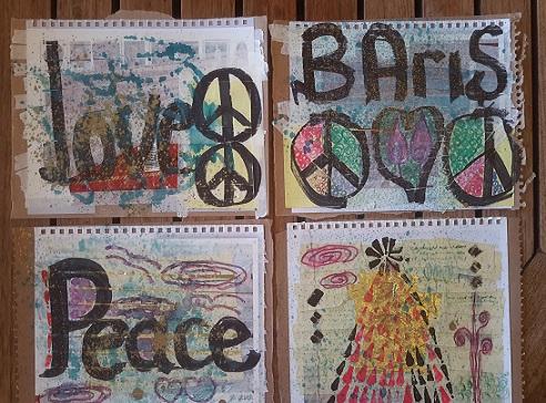 Adalar Kültür Derneği Uluslararası Posta Sanatı Projesi – 'BARIŞ, SANAT, AŞK/ PEACE ART & LOVE'