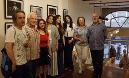 İranlı Sanatçılarla 'Aynada Bir Bakış'