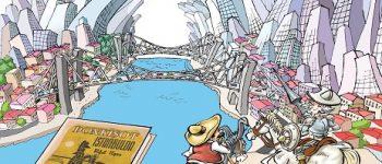 '1 Kitap' : 'Don Kişot İstanbul'da'