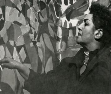 Haldun Dostoğlu ile Fahrelnissa Zeid ve Nejad Melih Devrim'in Sanat Pratiği üzerine - Nihal Güres yazdı...