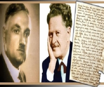Nâzım Hikmet, Yahya Kemal'in ölümü üzerine mektup yazmış!