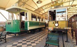 İstanbul tramvayının 145. doğum günü Rahmi M. Koç Müzesi'nde kutlanıyor.