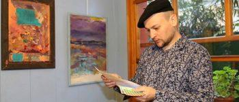 Sıradışı genç bir Sanatçının 'Sıradışı' Sergisi