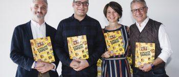 15. İstanbul Bienali'nden ücretsiz çocuk kitabı:  'OPTİ İLE PESİ: KOMŞULUK ŞARKISI'