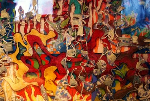 Galeri Eksen Resim Sergisi – Kaz Rahman 'Sinematik Manzaralar'