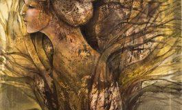 """Galeri FE Resim Sergisi - Sema Ilgaz Temel """"Zamanın Kıyısında Yürümek"""""""