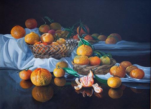 "Galeri İdil Resim Sergisi – Abit Güner ""Resim Serüvenim"""