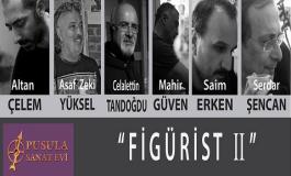 Usta sanatçıların 'Figür'lerinden insanın iç dünyasına yolculuklar...