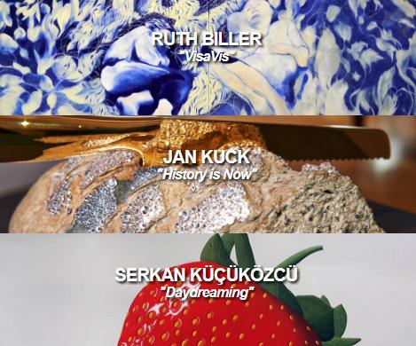 """Anna Laudel Contemporary – Ruth Biller / Jan Kuck / Serkan Küçüközcü """"Storyteller"""""""