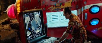 Cem Yılmaz'ın yeni filmi Arif v 216'dan ilk görüntüler