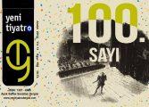 YENİ TİYATRO DERGİSİ 100. SAYI KUTLAMASI