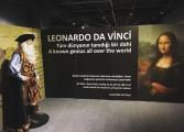 'Leonardo Da Vinci Expo: Dahi İstanbul'da'