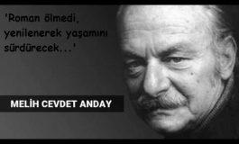 Melih Cevdet Anday'la çağdaş kültür ve edebiyatımız - Mehmet Ulusoy yazdı...