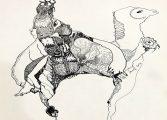 Galeri Eksen Desen Sergisi - Ceren Fındık 'Saklı Günceler'