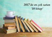 2017 yılında en çok hangi kitaplar satıldı?