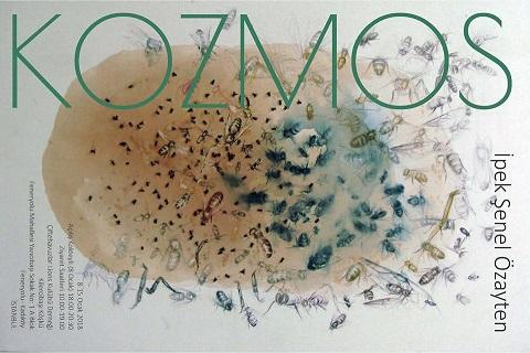Göztepe Kilercibaşı Köşkü Resim Sergisi – İpek Şenel Özayten 'Kozmos'