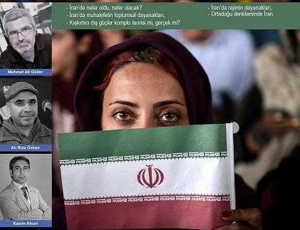 Sabahattin Ali Kültür Merkezi Söyleşi – 'İran'da neler oldu, neler olacak?'
