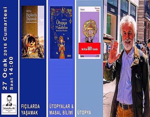 Sabahattin Ali Kültür Merkezi Altıntepe Kitap Okuma Atölyesi