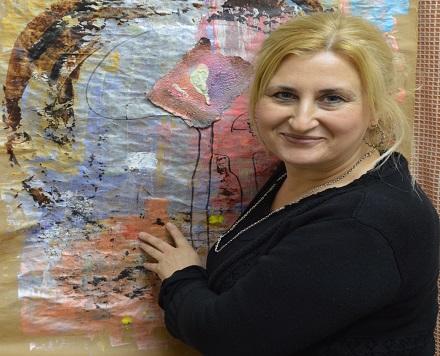'KitaptanSanattan.com' yılın ilk ONLINE Sergisinin Konuğu 'Zeynep Güldoğdu'