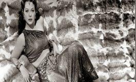 Hollywood güzeli bir mucit: 'Hedy Lamarr' - Aslı Bora yazdı...