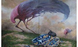 Galeri Diani Resim Sergisi - Hemad Javadzade 'Yersiz Zaman'