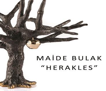 "F Sanat Galeri Resim ve Heykel Sergisi – Maide Bulak ""Herakles"""