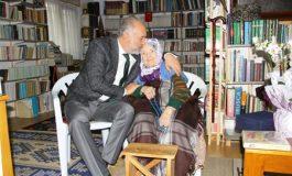 117 Yaşında Kütüphane Müdürü!