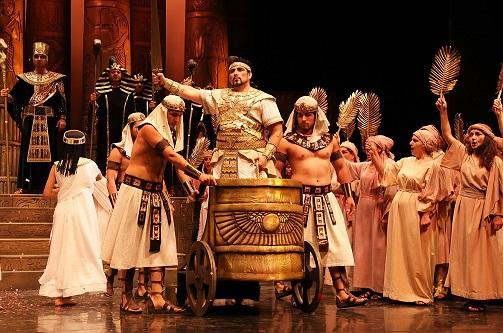 """Antalya Devlet Opera ve Balesi – G. Verdi """"AIDA"""" Operası"""
