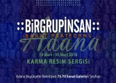 Adana 75. Yıl Sanat Galerisi Karma Resim Sergisi - :BİRGRUPİNSAN:ADANA
