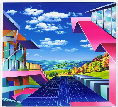 "SANATORIUM Karma Resim Sergisi – ""Painted Images"""