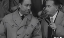 Futbol Müsabakasında Albert Camus ile Röportaj