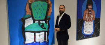 Barış Cihanoğlu'nun 'Hisli Madde'si: 'İnsan'