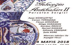 "F Sanat Galeri Porselen Sergisi - ""GELECEĞİN ANTİKALARI II"""