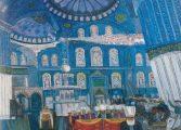 Cihat Burak'ın 'Ahmediye' resmi ile birlikte sergilenmesini istediği hikaye - Oğuz Kemal Özkan yazdı...