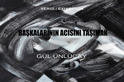 Kadıköy Belediyesi Barış Manço Kültür Merkezi Resim Sergisi – Gül Ünlüçay 'Başkalarının Acısını Taşımak'