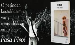 Teoman'dan yeni kitap: 'Fasa Fiso'