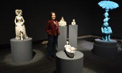 Yonca Saraçoğlu'nun heykelleriyle 'GAİA'NIN GÜNCESİ'