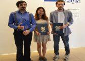 8. İstanbul Rotary Sanat Yarışması Sergisi Elgiz Müzesi'nde açıldı.