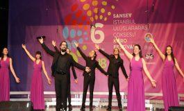 SANSEV İstanbul Uluslararası Çoksesli Korolar Festivali