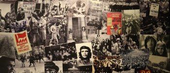 '1968: Yarım Asırlık Genç' sergisi açıldı.