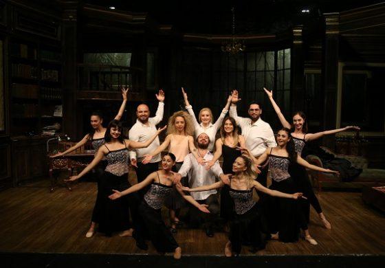 """Antalya Devlet Opera ve Balesi Sahnesi Müzikal – """"TÜRKÜYEM"""""""